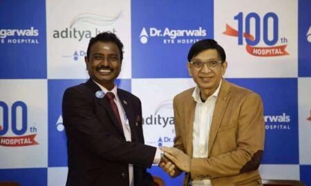 Aditya Jyot Hospital, Dr. Agarwals Eye Hospital