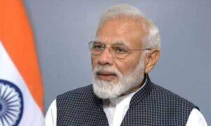 Prime Minister Narendra Modi calls